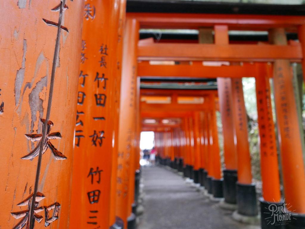 Japon 11 mois de tour du monde