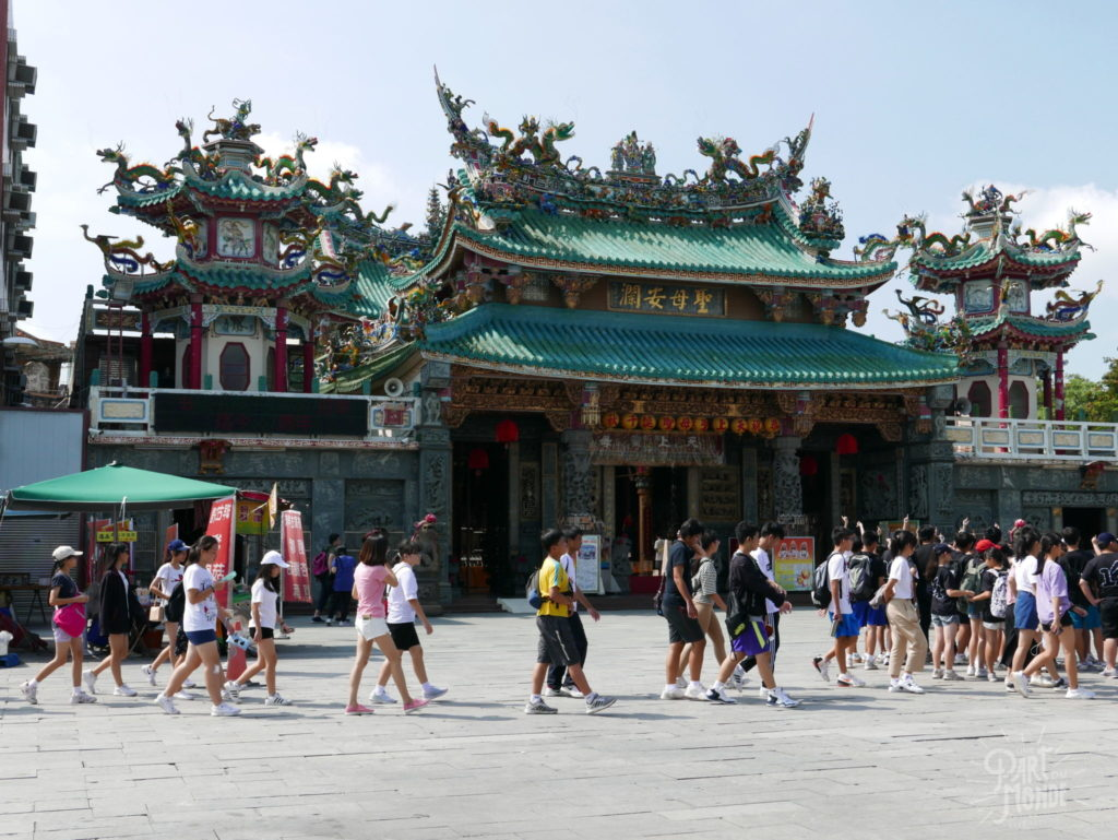 temple anping tainan