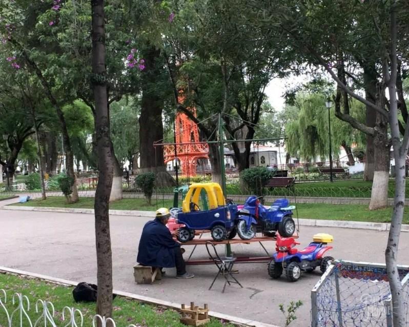 parc bolivar sucre