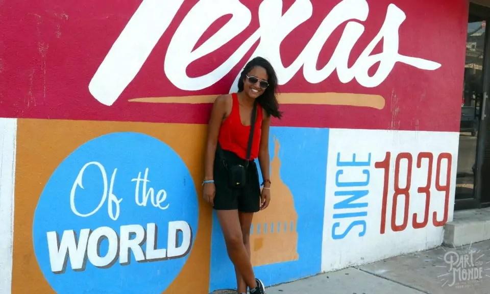 street art don't mess with texas austin