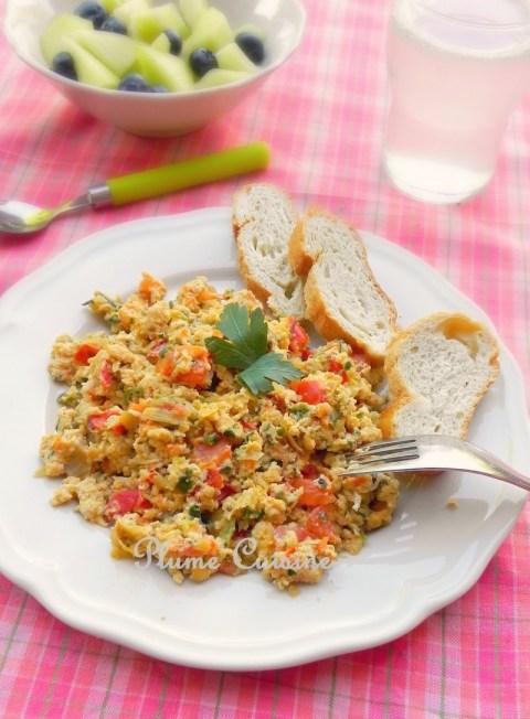 œufs-brouillés-antillais-recette
