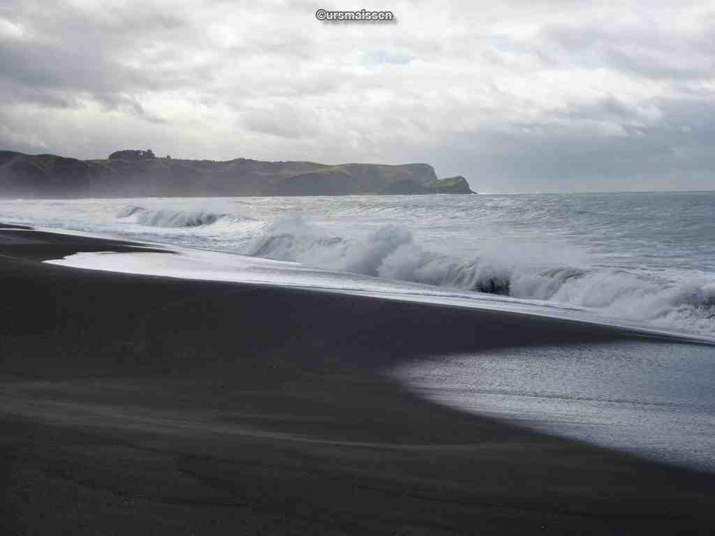 Beach photography - New Zealand, North Island
