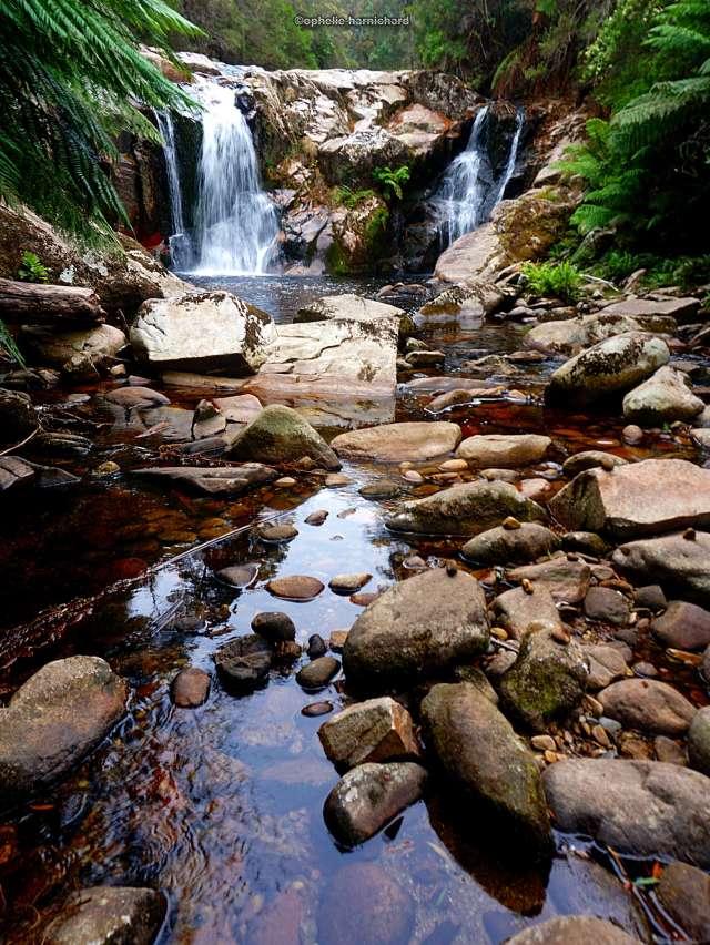Landscape-photography-waterfall-Tasmania