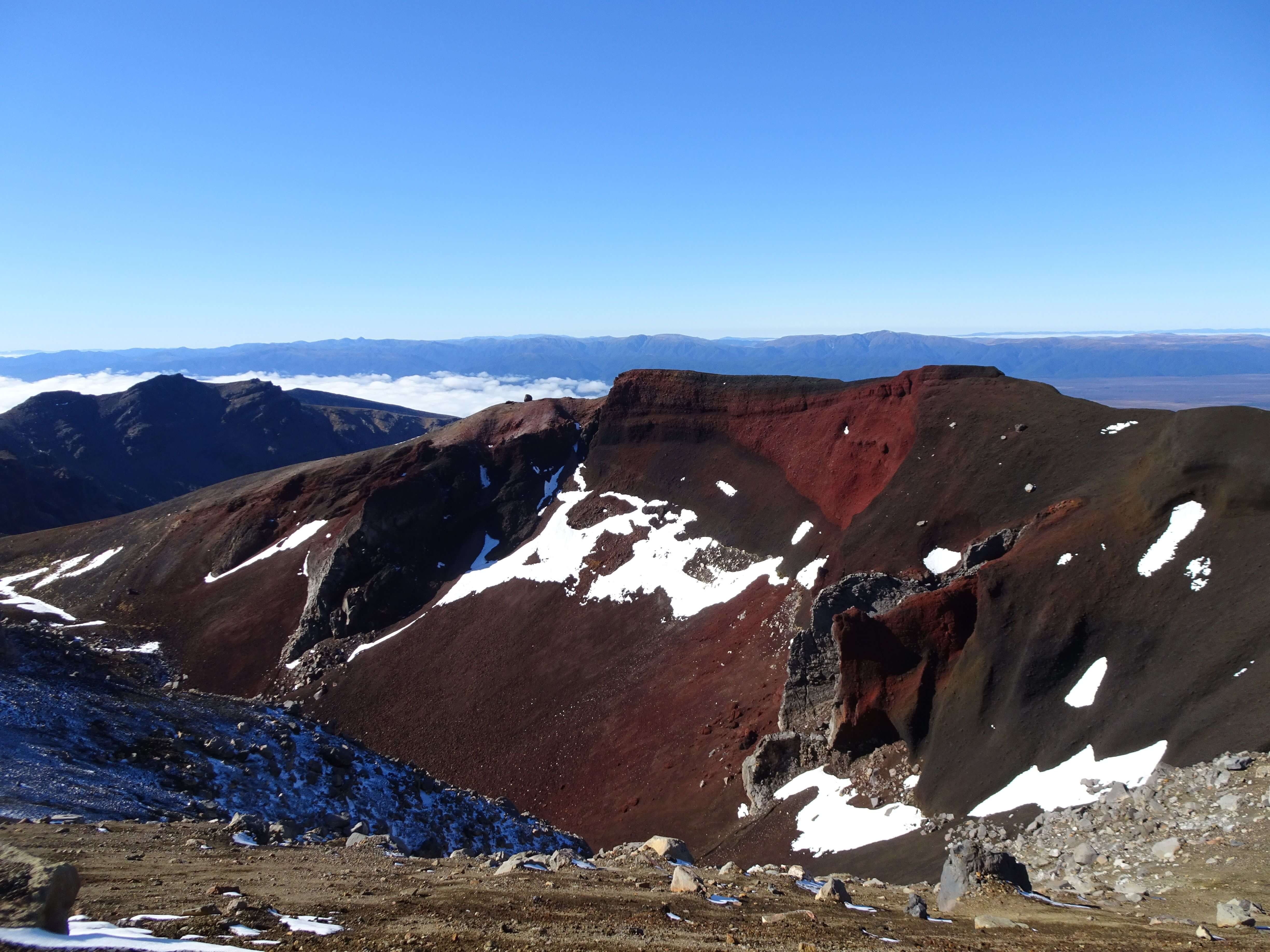 Travel-photography-gallery-Red-cratere-volcano-Tongariro