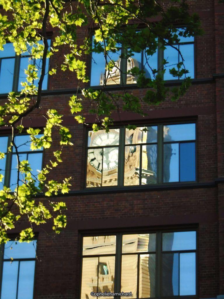 Art-photography-reflection-tower-Sydney