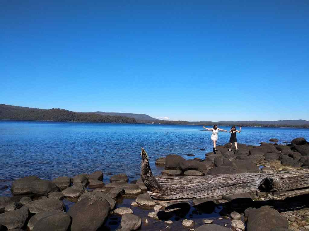 Lake Saint Clair - Tasmania road trip