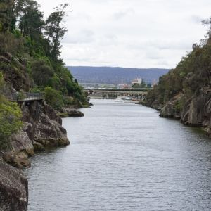 Tasmania self drive itinerary_Cataract Gorge Launceston