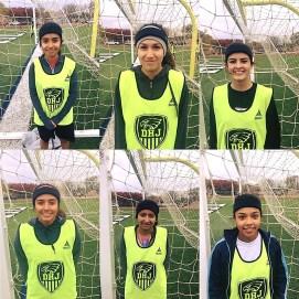 Diamond Hill Jarvis Lady Eagle Soccer