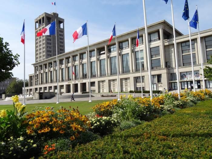 stadhuis van Le Havre