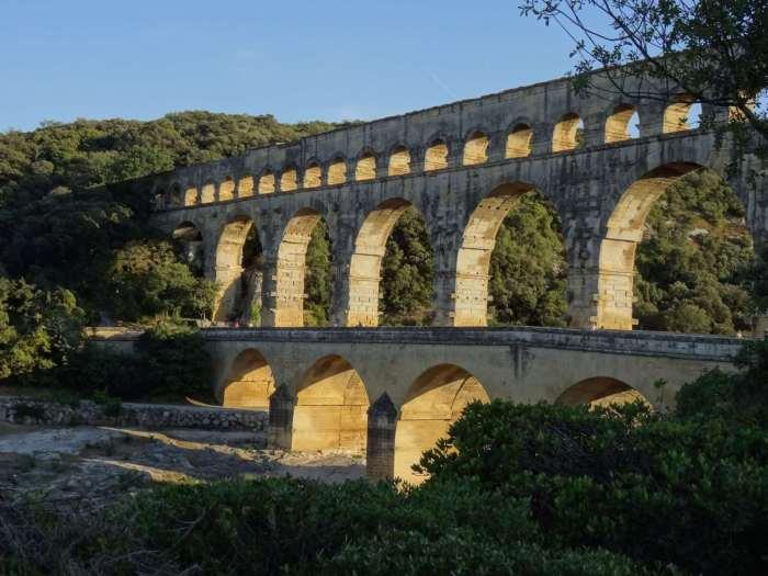 Romeins aquaduct Pont du Gard