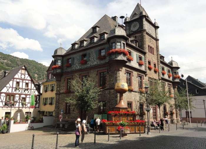 Stadhuis van Oberwesel
