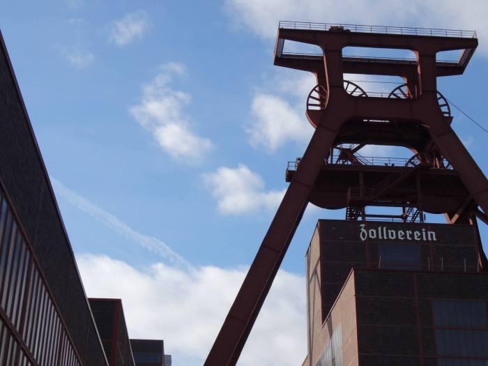 Schacht 12 Zollverein, de kathedraal van staal