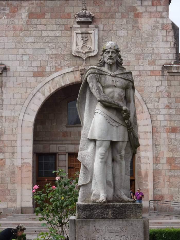 Don Pelayo, redder van het Spaanse christendom