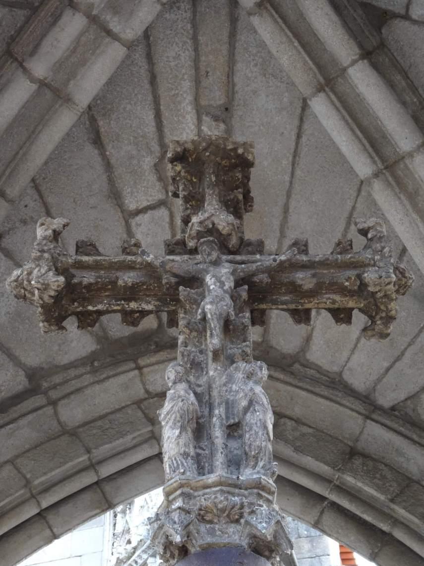 Normandisch kruis in Guimarães