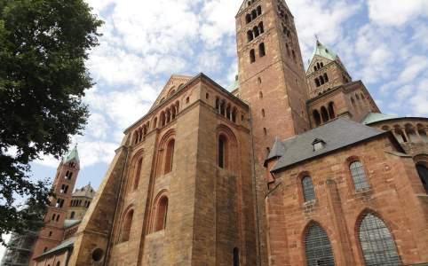 kathedraal van Speyer