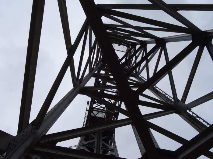 Scheepsliften van La Louvière ogen als kunstwerken van staal