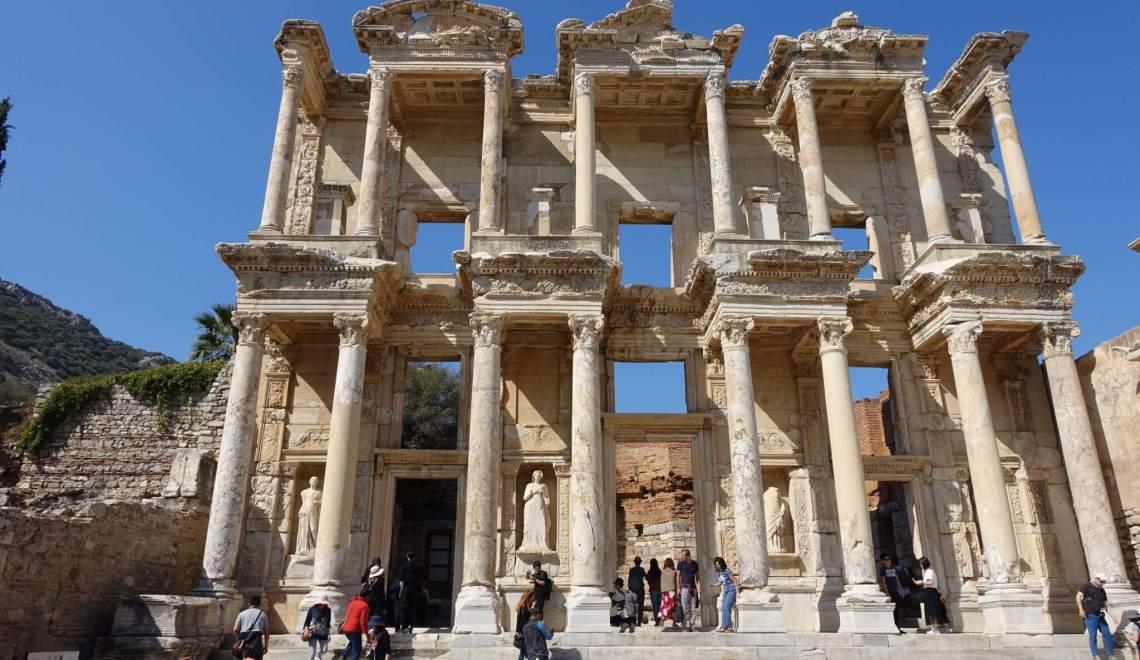 Alles naar de klote met Artemis van Efeze