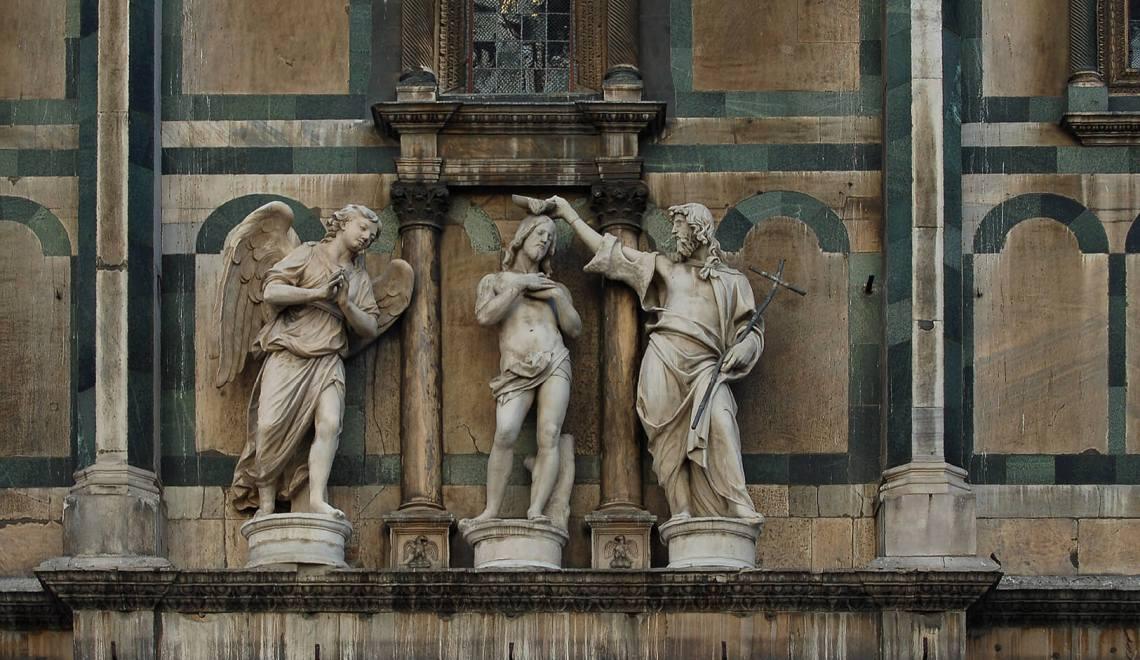 Kopje onder in Florence na overdosis kunst uit Renaissance