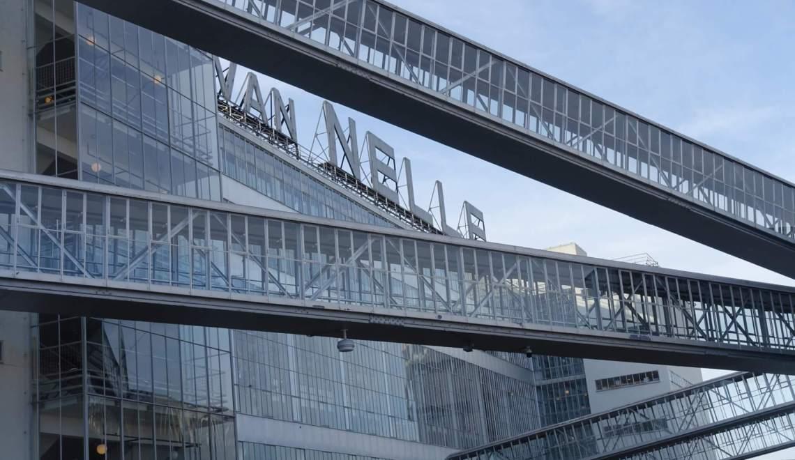 Van Nellefabriek, Rotterdam – een gedicht in staal en glas