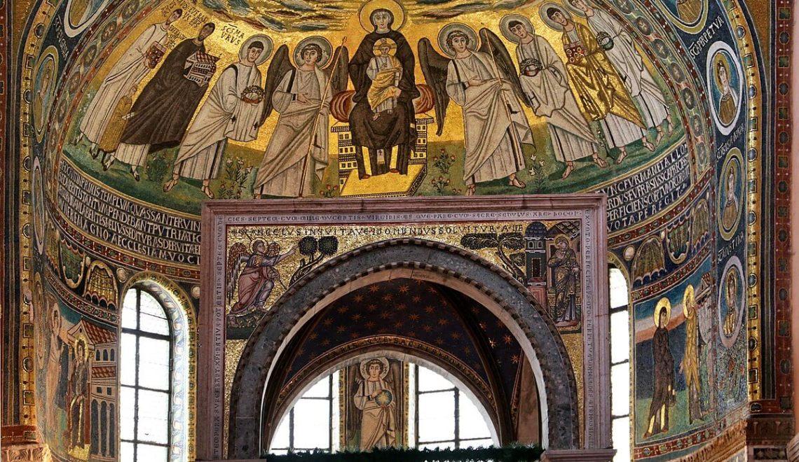 Onder gouden mozaïeken Eufrasiusbasiliek begon een gezegende werelderfgoedqueeste