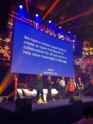 #AI4Good @ World Summit AI, Amsterdam 2018