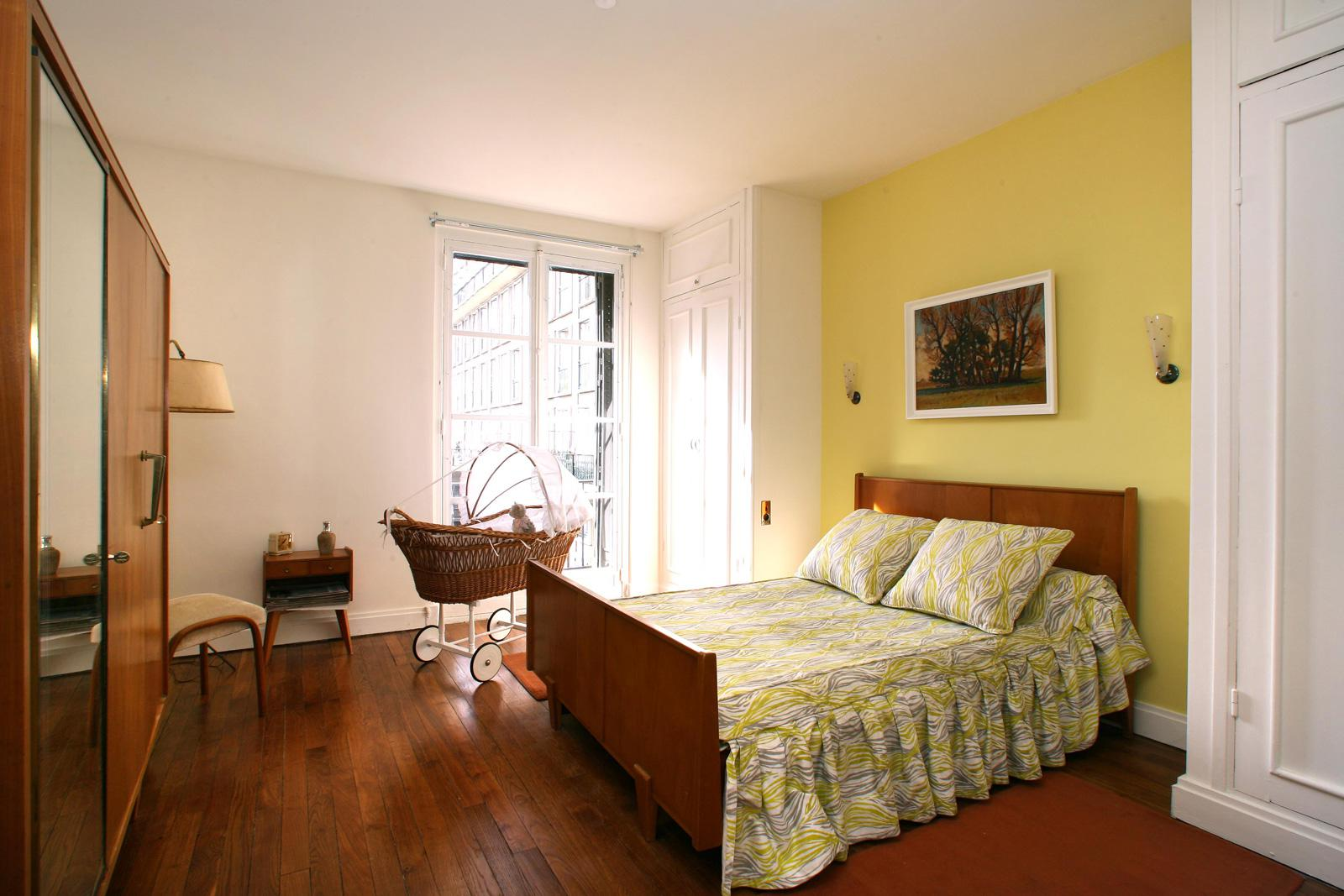 Appartement Temoin Anglais