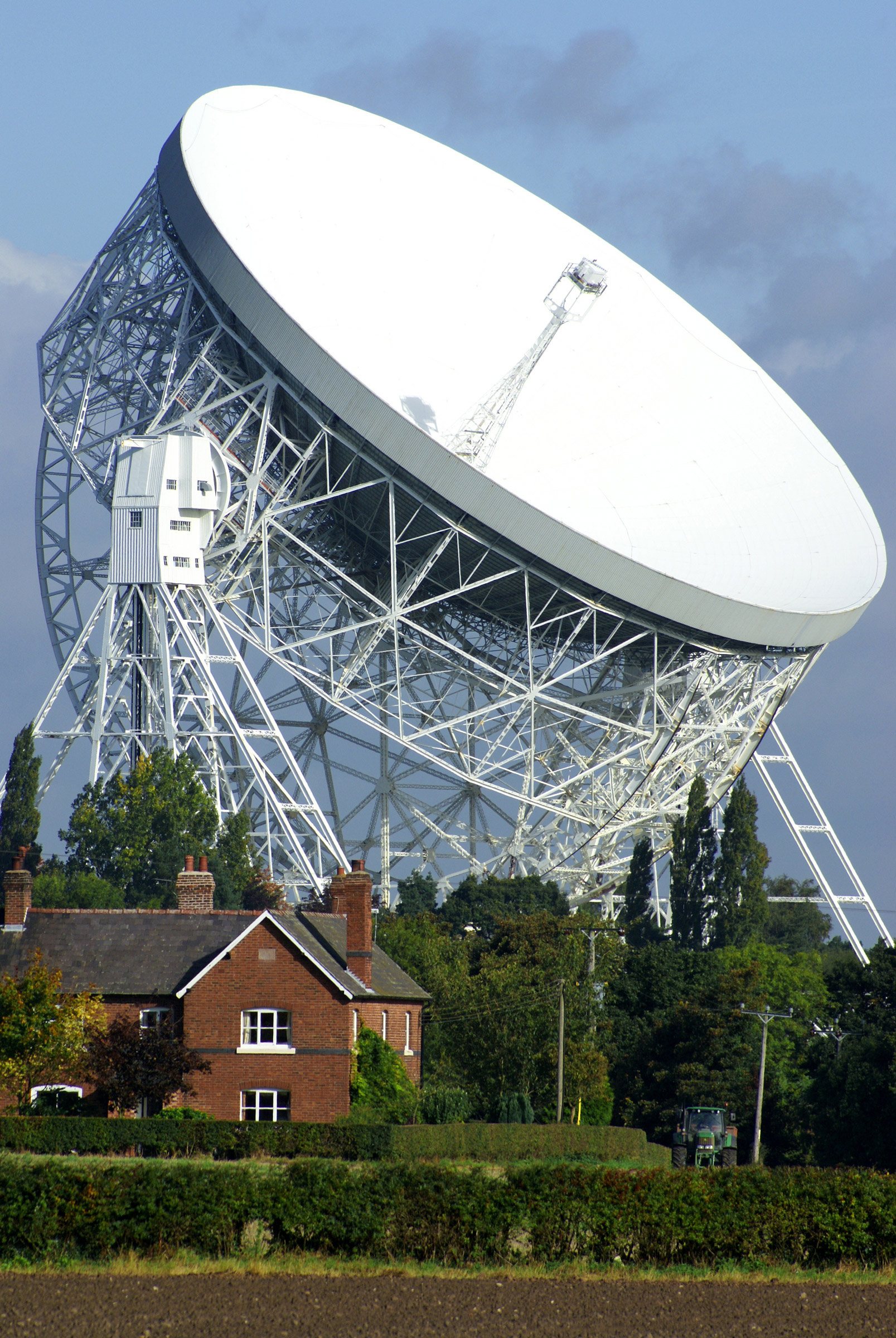 Jodrell Bank Observatory World Heritage Site Science