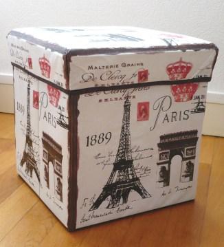 Paris monuments boîte rangement Noz 1