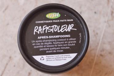 Après-shampooing Rafistoleur (15,45€)