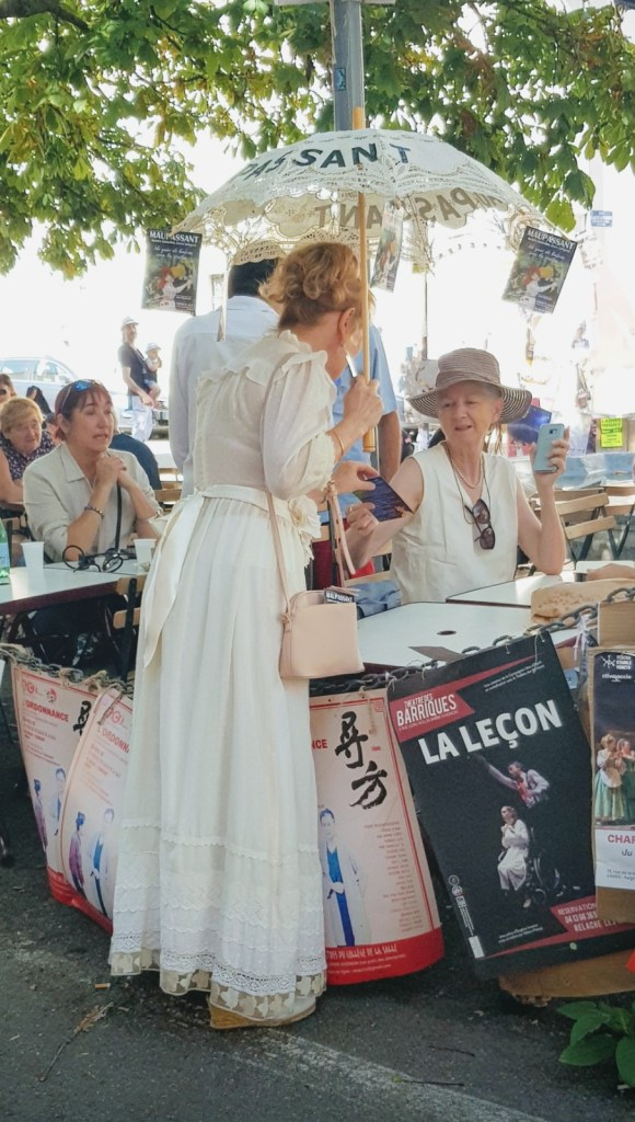 Parade au Festival Avignon