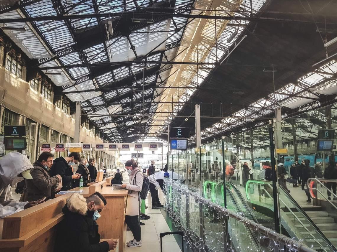 Hall 1 de la Gare de Lyon, Paris