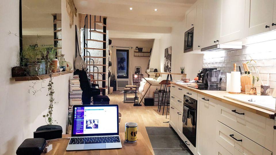 Notre appartement de centre ville à Montpellier