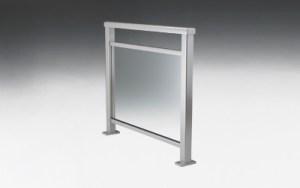 Framed Balustrade - Camden Style