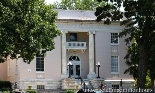 Brenau Old Library Building