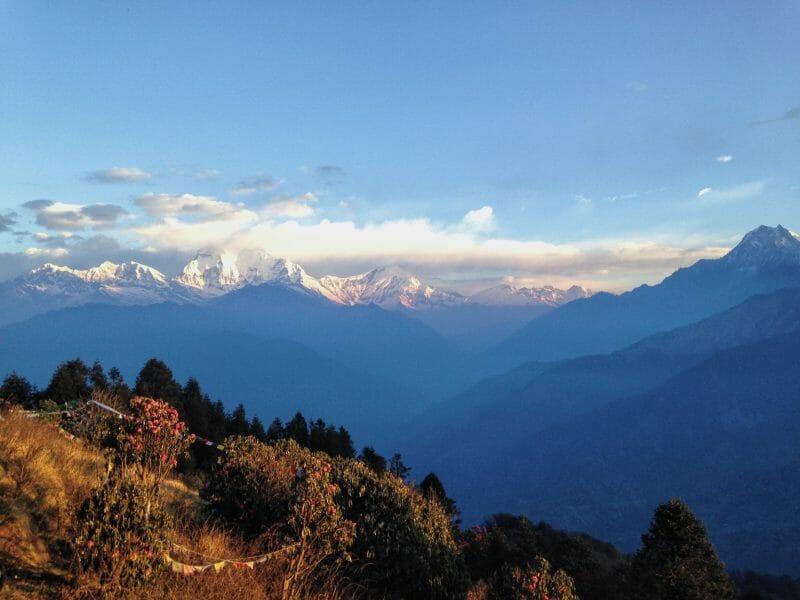 poon hill nepal