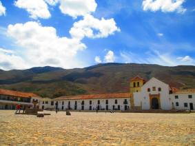 Villa de Leyba
