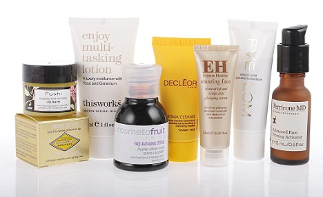 Latest in Beauty Anti-Ageing Box