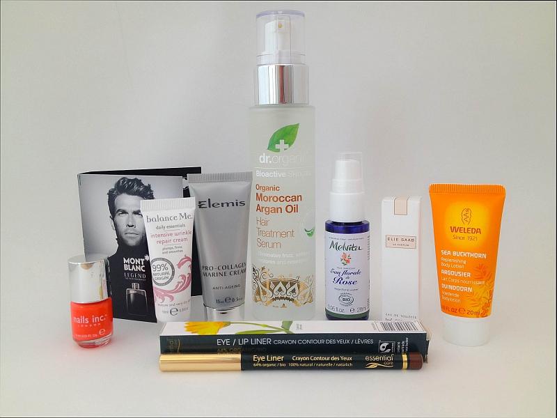 CEW Beauty Awards Mail on Sunday box