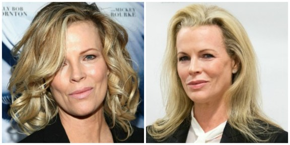 Kim Basinger hair