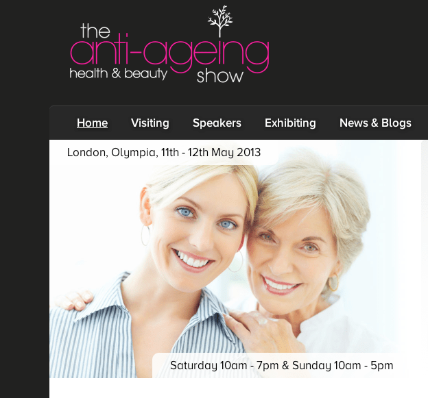 Anti-Ageing Health & Beauty Show