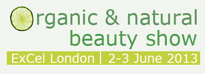 The Organic & Natural Beauty Show 2013