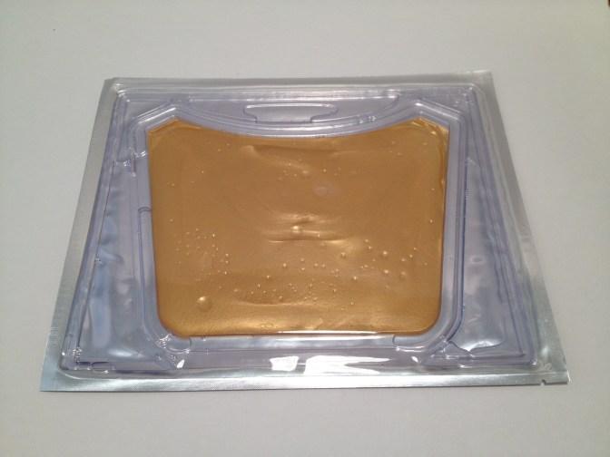 Jamela 24K Gold Collagen Neck Mask