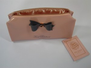 Interior make up bag
