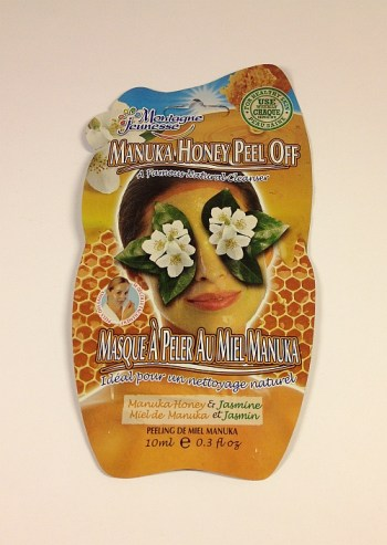 - Montagne Jeunesse Manuka Honey Peel Off Manuka Honey & Jasmine Mask