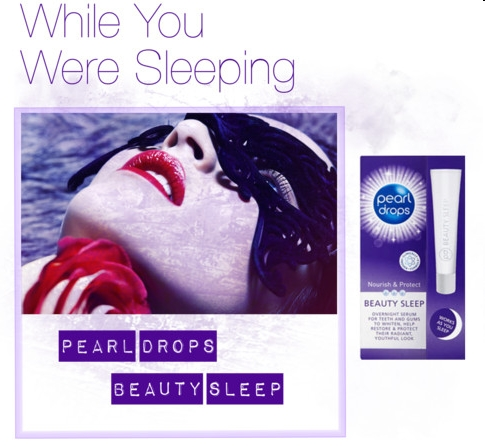 Pearl Drops Beauty Sleep