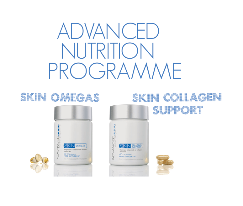 Advanced Nutrition Programme Skin Collagen Support & Skin Omegas