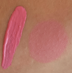 MAKEUP REVOLUTION VIVID BLUSH LACQUER - O'BOY