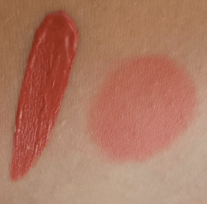 MAKEUP REVOLUTION VIVID BLUSH LACQUER - HEAT