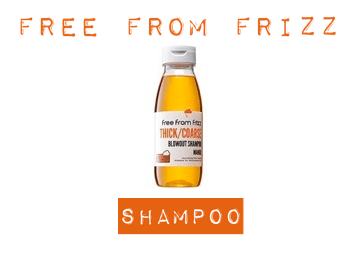 FREE FROM FRIZZ MANGO SHAMPOO