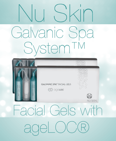 REVIEW: Nu Skin Galvanic Spa System™ Facial Gels with ...